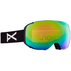 Anon M2 Goggles incl. Bonus Lens Men, zwart/bont